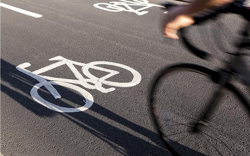 Cycling Lane iStock