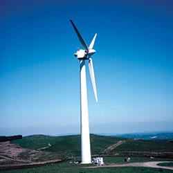 Delabole Wind Farm Getty