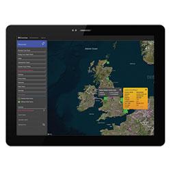 UK Map Grab iStock