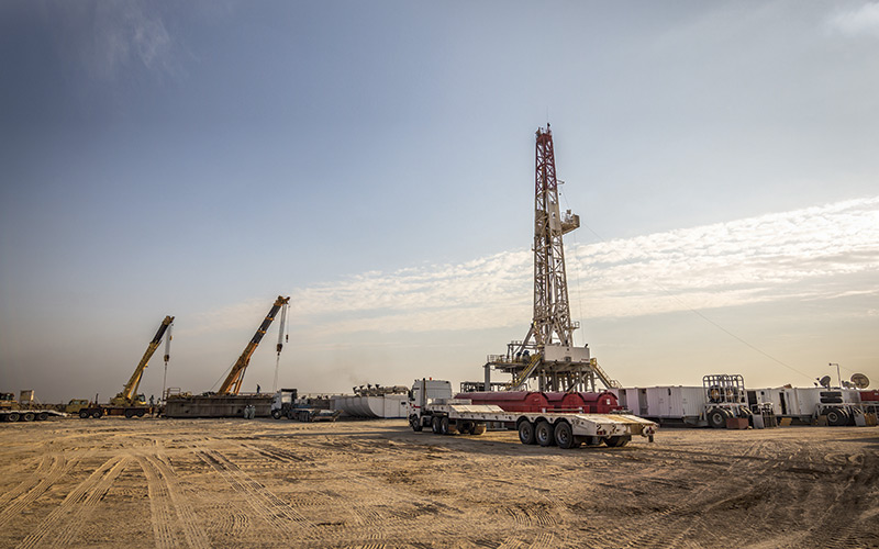 Mexico Shale iStock