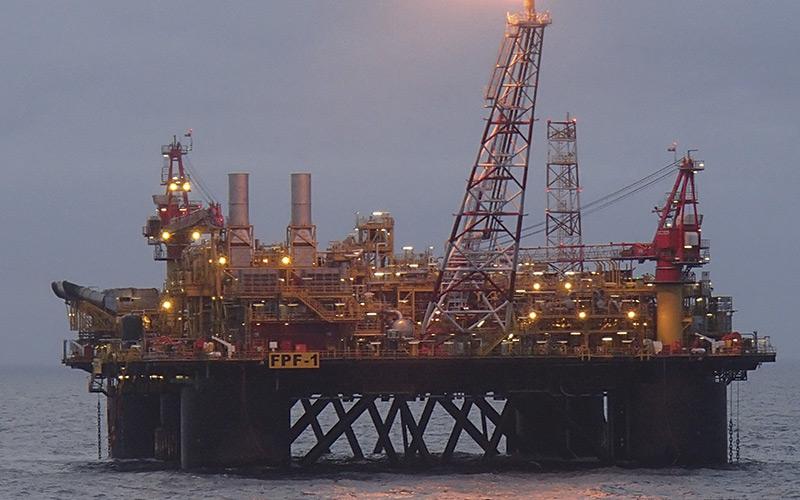 Floating Production Vorlich Oil Fields