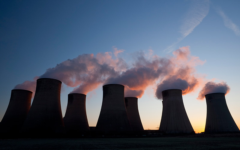 Cooling Tower iStock
