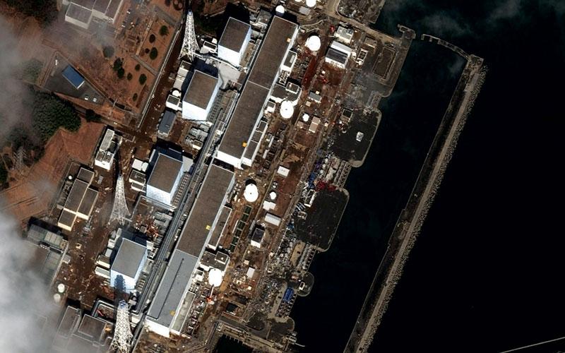 Nuclear Fukushima Power Plant Getty