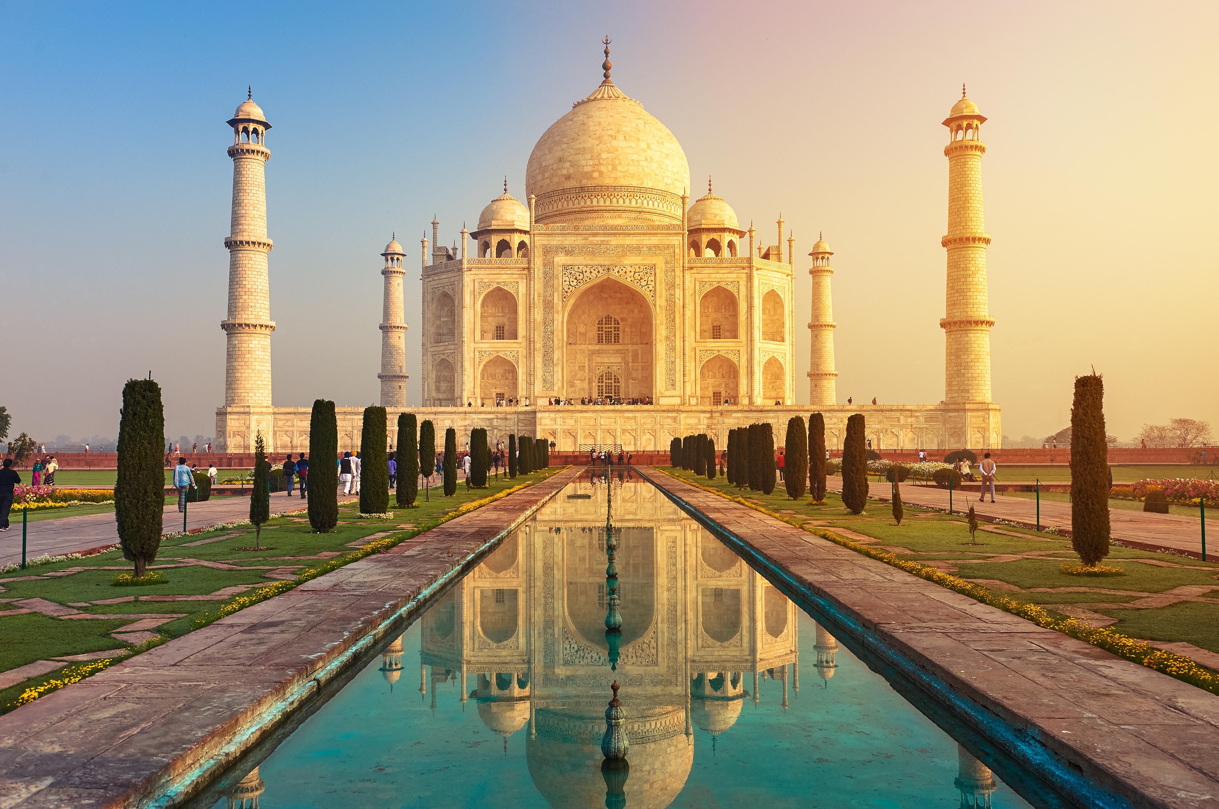 Taj Mahal Shutterstock