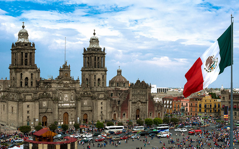 Mexico City iStock